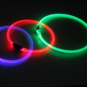 LED Rechargeable Collar for 4.0s